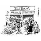 Ibiza: Arrivals and Departures